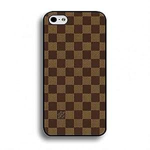para iPhone 6Plus/iPhone 6SPlus(5.5inch) Hard Funda,Luxury Brand Louis With Vuitton Phone Funda