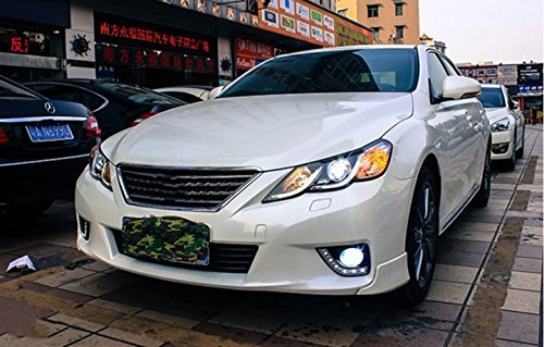 GOWE Car Styling for Toyota Reiz led headlights 2010-2013 new Mark X LED Head Lamp signal drl H7 hid Bi-Xenon Lens low beam Color Temperature:4300K Wattage:35W 0