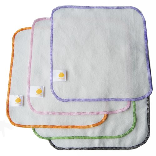 Satsuma Designs Organic Flannel Cloths product image