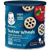 Gerber Teether Wheels, Apple Harvest, 1.48 Ounce