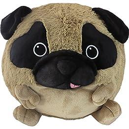 Pug Plush   15 Inch   Squishable Plushies 7