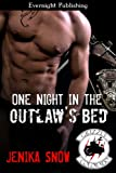 One Night in the Outlaw's Bed (The Grizzly MC Book 3)