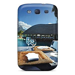 Galaxy S3 Case Cover Paradise Dining Hd Case - Eco-friendly Packaging