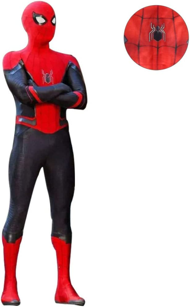 KOUYNHK Disfraz Infantil De Spiderman, Carnaval Superhéroe Traje ...