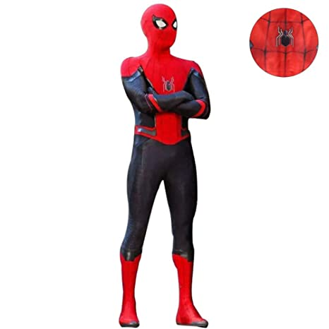 ZGX Disfraz Infantil De Spider-Man, Carnaval Superhéroe ...