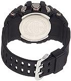 Casio G-Shock Mudmaster Twin Sensor Mens Sports Watch (Black)