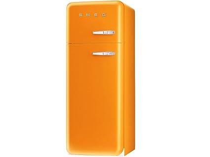 Smeg Kühlschrank Immer Vereist : Smeg fab30os7 kühlschrank a 168 cm höhe 266 kwh jahr 242 l