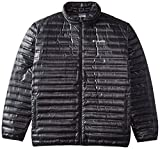 Columbia  Men's Flash Forward Down Jacket, Black, X-Large Tall
