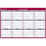 AT-A-GLANCE Wall Calendar 2016, Erasable, Reversible, Vertical/Horizontal, 12 Months, 48 x 32 Inches  (PM326-28)