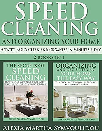 Speed Cleaning Book