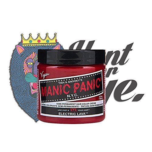 MANIC PANIC - Vampire Kiss Hair Color 118 ml