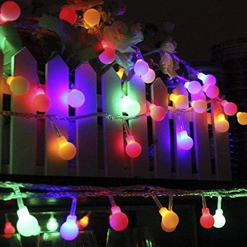 6M 40LED, tenda di luci,Catena di luci a LED stella,Luci Natalizie Decorazione,Tenda Luci Natale,Tenda Luminosa Natale,LED Tenda Luminosa,Natale Catena Luminosa,Natale Decorazioni Casa (A)