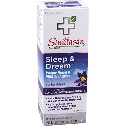 Similasan Sleep & Dream Tablets, 60 ct