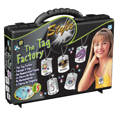 AMAV Tag Factory Craft kit (Acrylic Scrapbooking Tags)