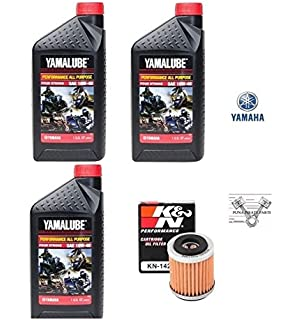 Amazon.com: Complete Mineral Engine Oil 10W-40 Change Kit ... on