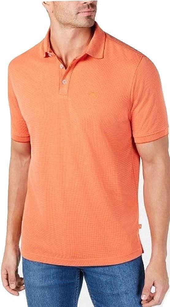 Tommy Bahama Mens Modal Checkered Casual Shirt