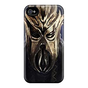 Shockproof Hard Cell-phone Cases For Iphone 4/4s (azH11544NVqu) Custom High-definition Strange Magic Pictures