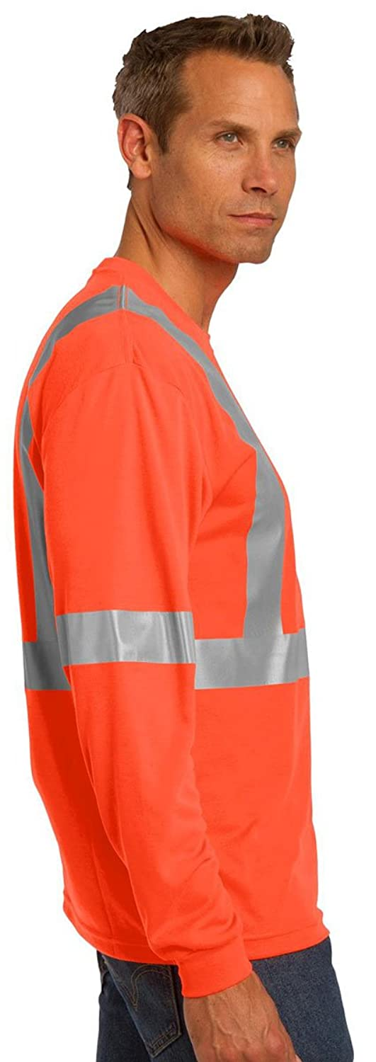Cornerstone Men's Highly Visible Safety T-Shirt