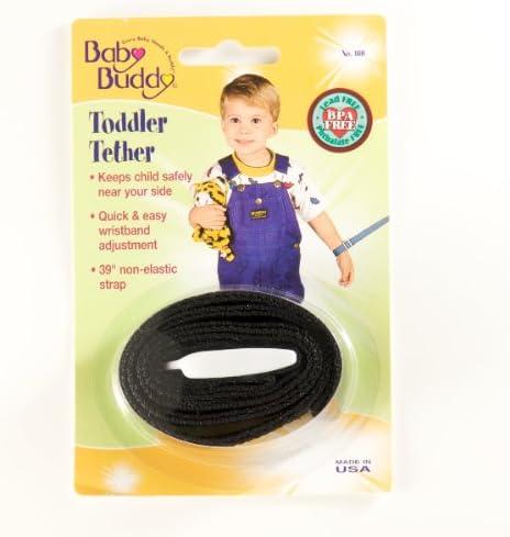 幼児用テザーブラックケースパック12