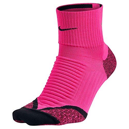 Elite Pink Multicolore 5 Qtr black Cushion 5 quarter 4 One Foil Socks Foil Nike pink black Running t1HSn