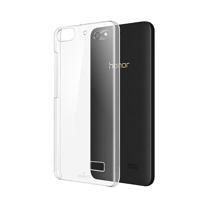 100 opinioni per Anukku Custodia Cover Ultra Fina Trasparente Morbida in Air Gel Per Huawei Honor