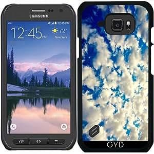Funda para Samsung Galaxy S6 Active - Nubes by J McCool