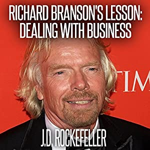 Richard Branson's Lesson Audiobook