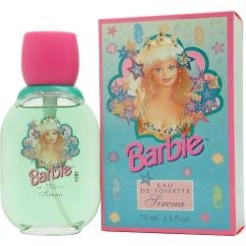 - Barbie Sirena By Mattel For Women, Eau De Toilette Spray, 2.5-Ounce Bottle