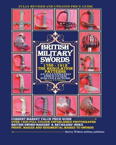British military swords 1786 1912 the regulation patterns for Harvey windows price list