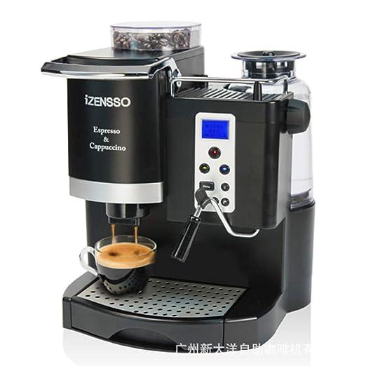 SUNHAO Cafetera Máquina café automática casa comercial vapor de ...