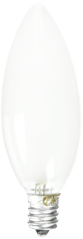 2500 Hour 330 Lumen Westinghouse Lighting 40 Watt 130 Volt Frosted Incand B9.5 Light Bulb Westinghouse 0368600