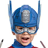 Optimus Prime Costume, Toddlers Muscle