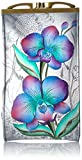 Anuschka Hand Painted Doulble Eyeglass Case Floral Fantasy, One Size