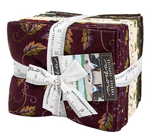 Fresh Off The Vine 24 Fat Quarter Bundle by Holly Taylor for Moda Fabrics