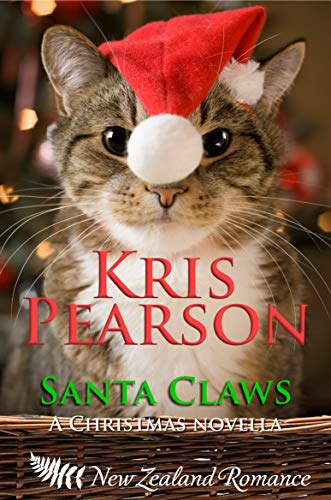 Book: SANTA CLAWS - A Christmas novella by Kris Pearson
