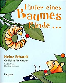 Heinz erhardt gedicht hinter eines baumes rinde