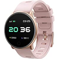 $39 » Smart Watch for Android and iOS Phone 2019 Version IP67 Waterproof,UMIDIGI Fitness Tracker…