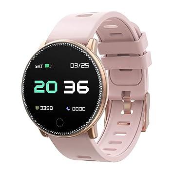 UMIDIGI Reloj Inteligente Pulsera Actividad con Pulsómetro Mujer Hombre Monitor de Actividad Deportiva Ritmo Cardíaco Impermeable IP67 Reloj Fitness ...
