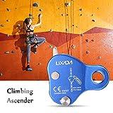 Lixada Rock Climbing Ascender Ultralight Fall