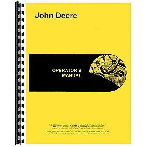 New John Deere 411 One Bottom Plow Operator's ()