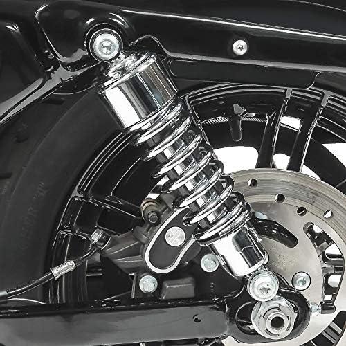 Amortisseur 10,5 pour Suzuki Intruder VS 600 rabaissement Chrome