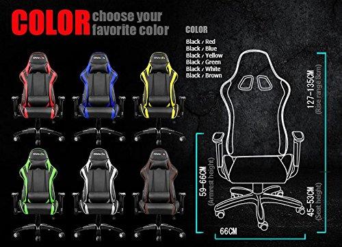 51 h9GBjHpL - Raidmax-Drakon-706-Gaming-Chair-Gaming-Chair