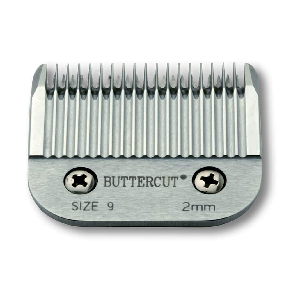 Geib Buttercut Stainless Steel Dog Clipper Blade, Size-9, 5/64-Inch Cut Length