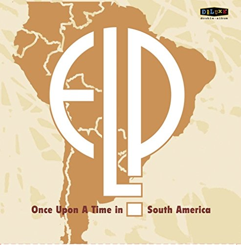 Vinilo : Emerson, Lake & Palmer - Once Upon A Time In South America (2 Disc)
