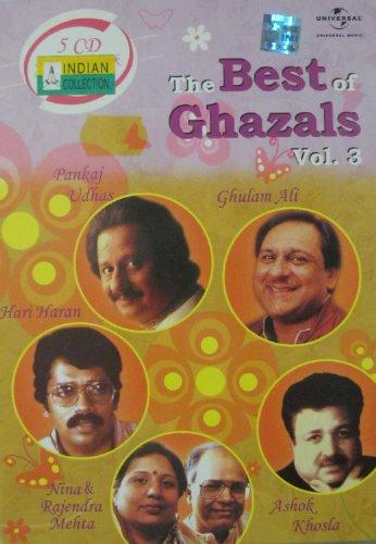 The Best Of Ghazals Vol. 3 (Best Of Pankaj Udhas Ghazals)