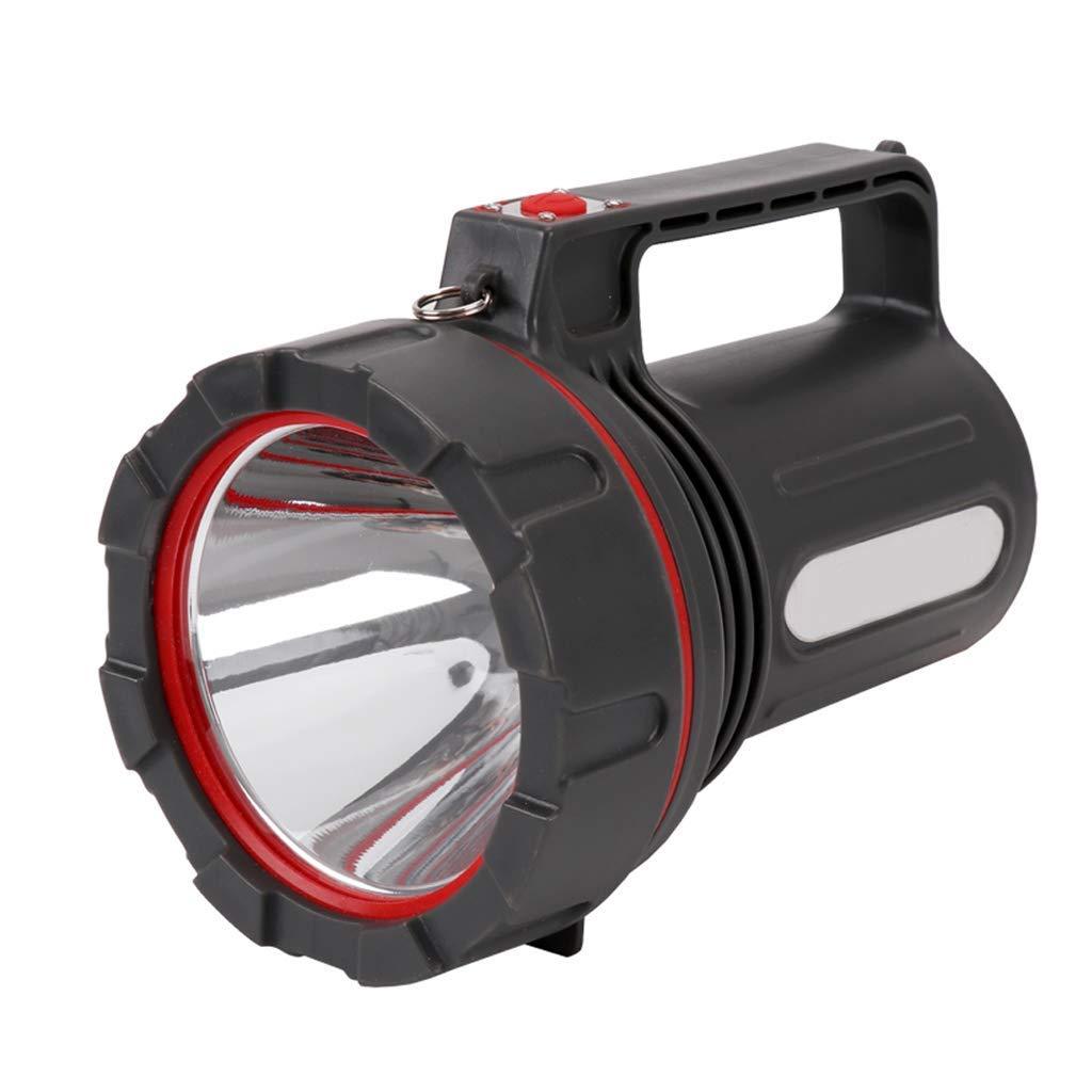 Taschenlampe führte explosionssichere Suchscheinwerfer, tragbare Haushaltslampe Handscheinwerfer Blendung wiederaufladbare super helle multifunktionale Hochleistungs Camping Lichtstrahl Scheinwerfer L