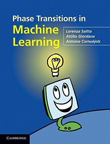Phase Transitions in Machine Learning for sale  Delivered anywhere in USA