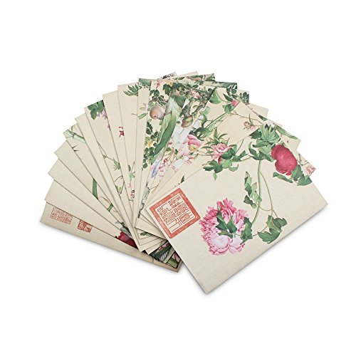 National Palace Museum Greeting Cards - Giuseppe Castiglione's Immortal Blossoms in an Everlasting Spring