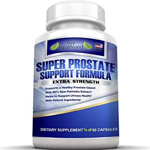 Prostate Supplement Solutions Ingredients Including product image
