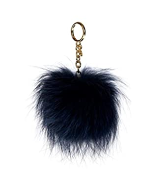 527a6e23ae0 Amazon.com  Michael Kors Fur Pom Pom Keychain Charm  Shoes